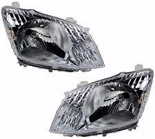 Pair of Headlights Isuzu D-Max 05/12-14 New Lamps EX SX 2WD 12 13 14 DMAX D MAX