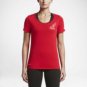 Nike Team USA Olympic Trials WOMEN RED 801611 611 SIZE XS RETAIL $30 NEW