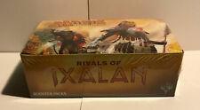 Magic The Gathering, Rivals of Ixalan, fábrica sellada caja de refuerzo!!! Magic el encuentro!!! Nuevo!!!