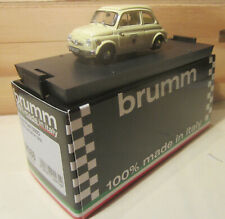 0949. BRUMM R588 STEYR PUCH 500D POSTE AUSTRIACHE 1959 1/43 MB MINT BOXED