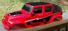 SCX10 Axial New Bright hard body fits rc4wd hpi Traxxas Vaterra 1/10 - 1/8 scale