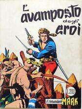 BONELLI IL COMANDANTE MARK N.6 1972