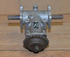 Airborne Anglgear right angle drive model R3500 machine builder Xbot industrial
