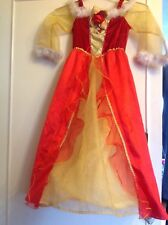 Belle Disney Princess costume, 5-7 years in very good condition