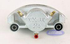 Kodiak Dacromet Boat Trailer Disc Brake Caliper 250 Red Steel Ceramic Pads