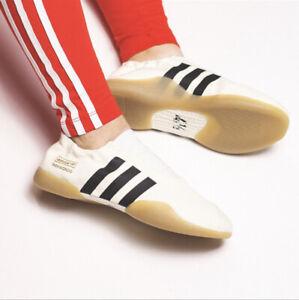 Adidas Taekwondo Martial Arts Shows D98204 Color: Cream | Womens Size:9 -NEW