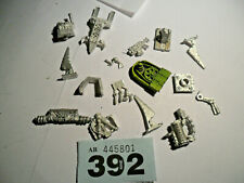 Warhammer 40k Necromunda Gorkamorka Ork metal vehicle weapon bits bitz B392