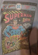 Junk Food Vintage DC Comic Superman T Shirt Mens Size Medium NICE