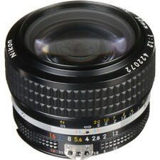 New Nikon Nikkor AI 50mm f1.2 S Lens Manual Focus