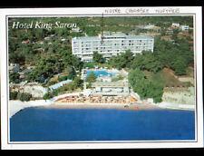 ISTHMIA / CORINTHE (GRECE) HOTEL KING SARON en vue aérienne