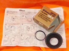 Nikon F3 Rubber Eyecup DK-2 GUMMI AUGENMUSCHEL