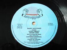 Barry Heptone Meets Leroy Smart Showcase A1 B1 UK LP Struggle ST002 NM