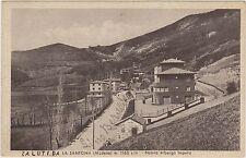LA SANTONA - NUOVO ALBERGO IMPERO - LAMA MOCOGNO (MODENA) 1932