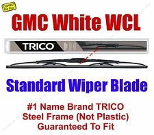 Wiper Blade (Qty 1) Standard - fits 1991-1993 White GMC WCL - 30200