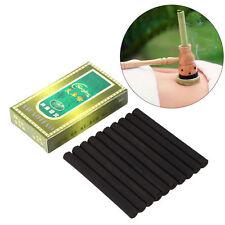 30pcs/box tradicional moxibustion sin humo palillos moxa sticks
