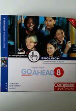 Go Ahead 8 Englisch Coach CD Ausgabe sechsstufige Realschule Bayern wie Neu