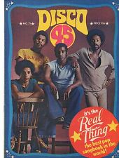 The Real Thing on Disco 45 Magazine Cover 1976 Flintlock The Starland Vocal Band
