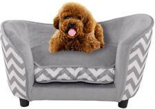Muebles Para Perros Accesorios Para Perros Gatos Sofa Cama Con Cojin Ultra