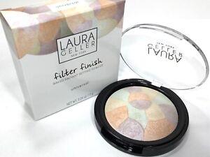 Laura Geller Filter Finish Radiant Setting Powder *Universal* New In Box 0.24oz人