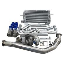 Turbo Intercooler Downpipe Kit For 86-87-88-89-90-91-92 Supra 7MGTE MK3