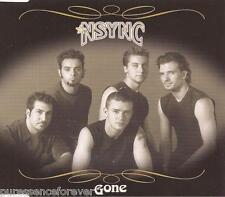 *NSYNC - Gone (UK 3 Track CD Single)