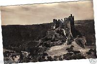 03 - cpsm - Vallée de la Sioule - Château-Rocher dominant les gorges