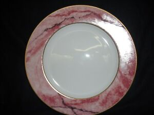 Mikasa - TRAVERTINE ROSE L2111 - Round Chop Plate - BRAND NEW
