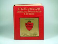Kelly's Directory of Merchants, Manufacturers & Shippers  69th Edition 1955