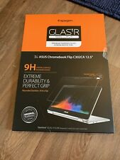 Spigen Tempered Glass Screen Protector For Asus Chromebook Flip C302CA 12.5in