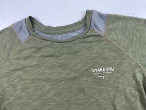 Nike x Gyakusou Undercover Lab  Running T-Shirt Men's Large