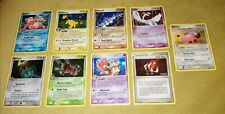 Pokemon Lot Ex Unseen Forces Holo Rare Cards