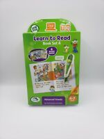 NEW Leap Frog Tag Learn to Read Book Set 4 Books (6) 4-7 Years Advanced Vowels
