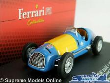 FERRARI 166FL F1 MODEL CAR 1:43 SCALE IXO ATLAS COLLECTION FANGIO 7174019 K8