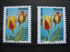 FRANCE neufs  préoblitérés n° 254, 259