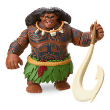 AUTHENTIC MAUI ACTION FIGURE DOLL TOYBOX FROM DISNEY MOANA MOVIE