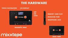 The Mixxtape MP3  Cassette &Adapter Wiederaufladbarer Bluetooth Mp3 Musikplayer