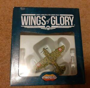 Wings of Glory War WW2 Reggiani RE.2001 CN Falco II (Cerretani). Ares.