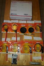 Value Pack (11pc) Fram Oil Filter Wrenches, Caps & Spark Plug Socket Set and Box