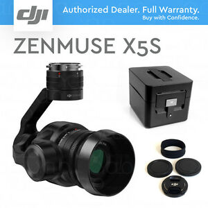 DJI Zenmuse X5S CAMERA 20.8MP 5.2K 4K RAW WITH 15mm f/1.7 LENS FOR INSPIRE 2