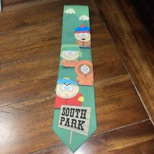New listing Vintage 1998 South Park Characters Comedy Central Men's Neck Tie New
