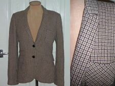 Zara Houndstooth Wool Coats, Jackets & Waistcoats for Women
