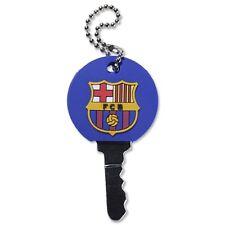 Cubierta de goma FC Barcelona/Cap clave con insignia de elevada-Ideal Regalo De Fútbol