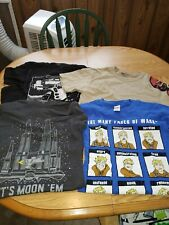 Firefly Serenity T shirts Lot of 4