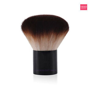 Makeup Brush Tool Flat Angled  Liquid Foundation Powder Contour Bronzer UK