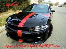 "2015 2016 2017 2018 Dodge Charger MOPAR Style 5"" Vinyl Racing Stripes 20 FEET"