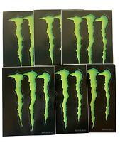 6 Monster Energy Decal Sticker Bundle NEW