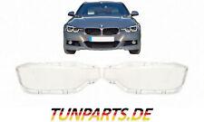 Scheinwerfer Glas für BMW F30 F31 3er Facelift LED Streuscheiben Linse Abdeckung