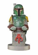 Star Wars Boba Fett Cable Guys Figure (porta Smartphone / Controller + USB)