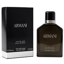 Giorgio Armani Eau de Nuit Pour Homme 100 ml After Shave Lotion