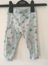 Baby GAP mermaid print leggings 18-24 months